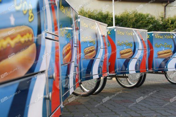 Rowery gastronomiczne