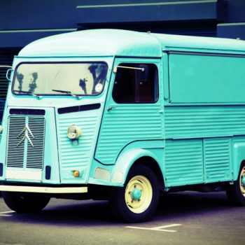 The Wondering Wine Company van JHU 92N 8 June 2013 1 1 350x350 - Old style food truck, restored