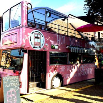 Autobus gastronomy